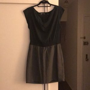 GAP black and grey dress